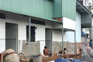 TP HCM: Không để vi phạm trật tự xây dựng gia tăng