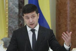 Tổng thống Ukraine thông báo tin bất ngờ về thỏa thuận khí đốt với Nga