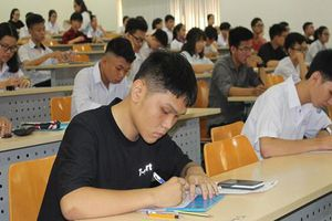 Đại học Quốc gia Thành phố Hồ Chí Minh sẽ có 2 đợt thi đánh giá năng lực