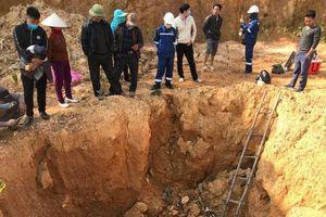 Chủ tịch Hà Nội giao Công an TP xác minh vụ chôn chất thải tại Sóc Sơn