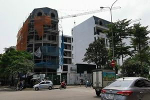Vụ việc tranh chấp tại Công ty Kim Anh: Tòa yêu cầu khẩn cấp cấm bán nhà tại dự án Phố Wall