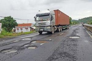 Sai be bét tại Dự án mở rộng QL1 Phú Yên-Bình Định