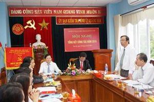 Cách tất cả chức vụ trong Đảng đối với Bí thư Đảng ủy BVĐK huyện Sơn Tịnh