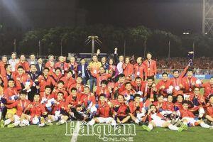 Thể thao Việt Nam tại SEA Games 30: Tấm huy chương... Vàng 10