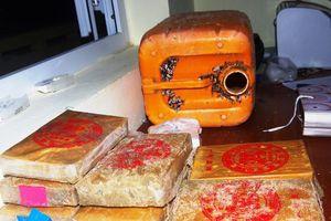 Khởi tố vụ án 26 bánh heroin trôi dạt vào bờ biển ở Quảng Nam