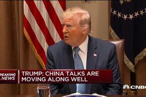 Mỹ - Trung tiến tới rất gần thỏa thuận thương mại trước giờ G