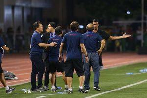 HLV Park Hang Seo tiết lộ về tấm thẻ đỏ và tương lai ở Việt Nam