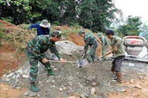 Lào Cai phấn đấu hết năm 2019 có 9 xã vùng biên giới đạt chuẩn nông thôn mới