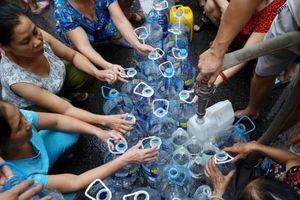 An ninh nguồn nước: Không thể phó mặc cho một doanh nghiệp nào đó!
