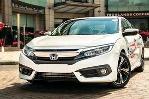 Honda Civic 'đội sổ' bán chậm ở phân khúc xe hạng C tháng 11