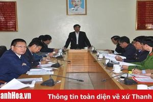 Rà soát các cuộc thanh tra kinh tế - xã hội và thực hiện kiến nghị kiểm toán Nhà nước tại Sở Giao thông vận tải và Cục Hải quan tỉnh Thanh Hóa