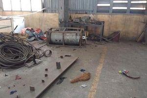 Vụ nổ bình oxy tại Công ty Lilama: Danh tính 5 nạn nhân thương vong