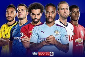 Lịch thi đấu vòng 17 Premier League: Arsenal đại chiến Man City