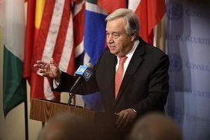 Liên hợp quốc kêu gọi thiết lập Hiệp ước INF mới sau vụ thử tên lửa của Mỹ