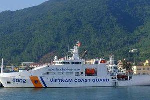 Tàu cảnh sát biển khẳng định khả năng làm chủ vũ khí của VN