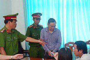 Lý do 2 lãnh đạo TP Phan Thiết bị khởi tố