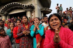 Ấn Độ - nơi nạn nhân bị hiếp dâm phải chiến đấu với hệ thống đẳng cấp