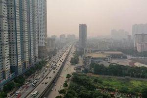 Không khí Hà Nội vẫn ô nhiễm