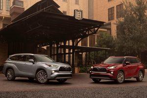 Toyota Highlander 2020 tăng giá, bán ra thị trường 5 phiên bản