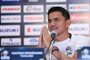 HLV Kiatisuk từng bình luận 'phải mất 10 năm, bóng đá Việt Nam mới bắt kịp Thái Lan'