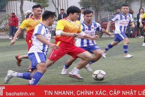 FC Đồng Tiến Nha Trang vô địch Giải bóng đá lữ hành du lịch Hà Tĩnh