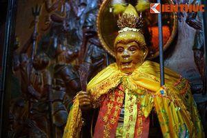 Độc đáo tục thờ 'Vua Khỉ' của người Hoa Chợ Lớn