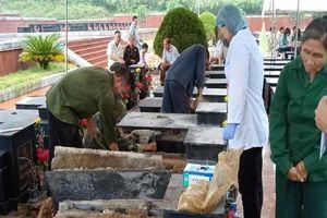 Thành lập tổ công tác tìm kiếm thông tin và nhân chứng sống về việc chôn cất, quy tập 13 liệt sĩ thanh niên xung phong hy sinh ở hồ Tân Minh - Bắc Kạn