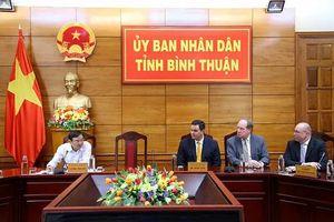 Bình Thuận: Ba nhà đầu tư ngoại muốn làm dự án khí điện 5 tỷ USD