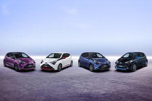 'Kẻ kế nhiệm' Toyota Aygo sẽ là một phiên bản chạy điện?