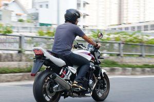 Honda CB1300SF 2018: Chuẩn nakedbike cỡ lớn trên đường Việt