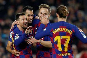 Real Sociedad - Barca: Messi kéo sập sân Anoeta?