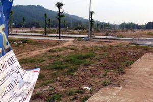 Quảng Ngãi tồn đọng hàng chục ngàn lô đất do cấp phép tràn lan?