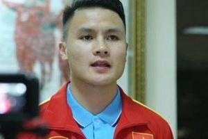 U23 Việt Nam chỉ tập nhẹ tại Hàn Quốc