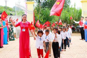 Tỉnh Nghệ An tuyển dụng đặc cách giáo viên hợp đồng