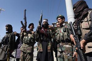 Mỹ tuyên bố tạm ngừng đàm phán hòa bình với Taliban