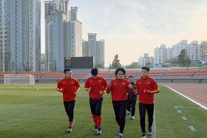 U23 Việt Nam làm gì trong 10 ngày ở Hàn Quốc?