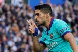 Messi kiến tạo trong trận Barca bị cầm hòa 2-2