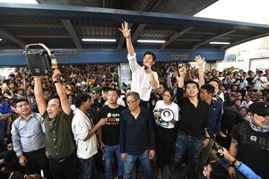 Người Thái Lan xuống đường trong cuộc biểu tình lớn nhất từ năm 2014
