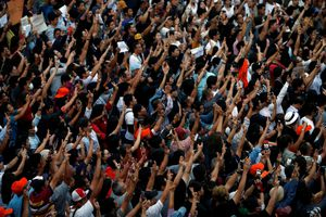 'Mới là bắt đầu' - dân Thái chào 3 ngón, biểu tình lớn nhất sau 5 năm
