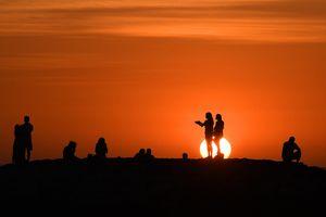 Những ngày đuổi bắt mặt trời lặn ở Bali