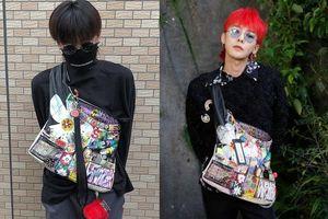 Chàng trai Nhật Bản nổi tiếng trên mạng vì ăn mặc giống hệt G-Dragon