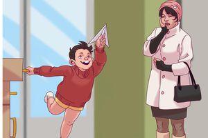 10 câu nói giúp phụ huynh đối phó trẻ không nghe lời
