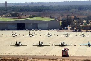Lybia nóng bỏng: LNA bao vây và bắn hạ