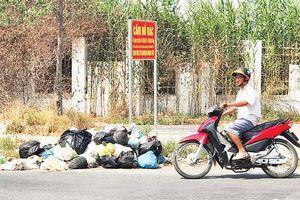 Khó khăn trong thu gom rác thải sinh hoạt ở Đồng Tháp
