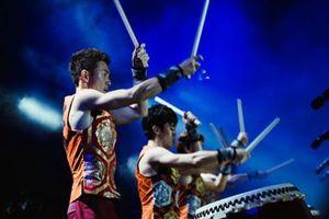 'Dấu ấn lễ hội âm nhạc quốc tế 'Hò dô'