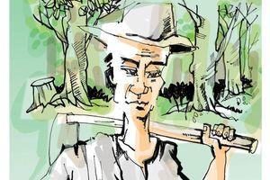 Người thợ rừng