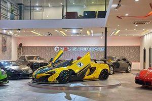 Ngắm showromm siêu xe, xe sang trăm tỷ tại Sài Gòn