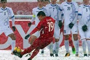 AFC vinh danh Quang Hải với siêu phẩm 'cầu vồng tuyết'