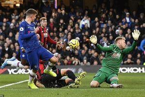 Chelsea bất ngờ thất bại ngay trên sân nhà trước Bournemouth