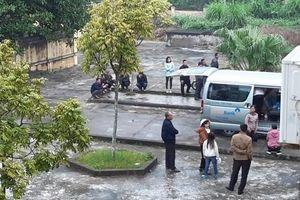 Phát hiện nguyên Phó giám đốc tử vong trong ao bệnh viện ở Ninh Bình